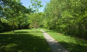 bike path near bedford ma