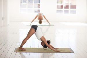 yoga classes near bedford